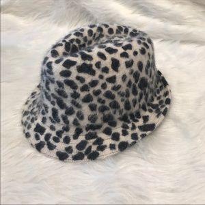 Accessories - Cheetah print Fedora